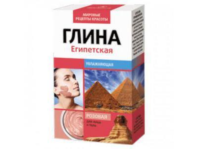 Fitokosmetik Glinka Różowa Egipska 100g