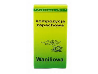 Olejek waniliowy 7 ml AVICENNA