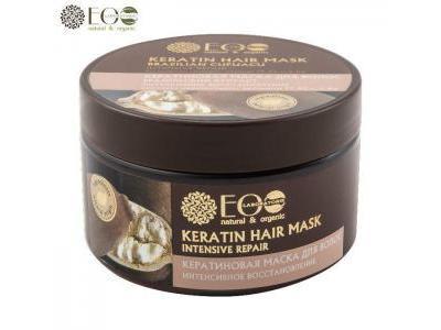 EcoLab maska Intensywna Regeneracja keratyna 250ml
