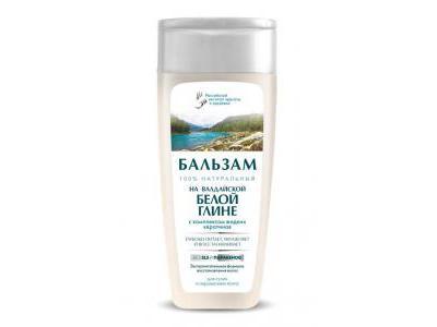 Fitokosmetik Balsam glinka biała 270ml