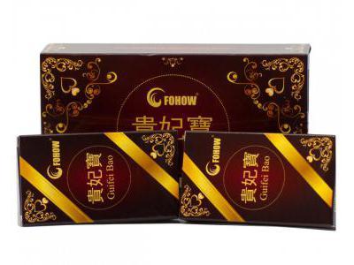 FOHOW Perły Księżniczki Tampony Guifei Bao 6 sztuk