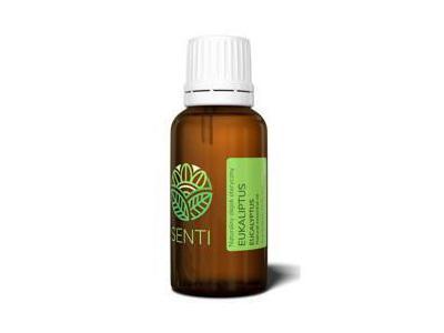 Naturalny olejek eteryczny EUKALIPTUSOWY 30ml