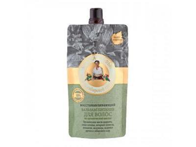Babuszka Agafia balsam do włosów regenerujący 100ml