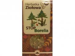 NATURA WITA Herbatka Ziołowa STOP Borelia 100g