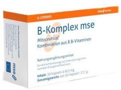 B-Kompleks MSE 30 kaps. DR ENZMANN