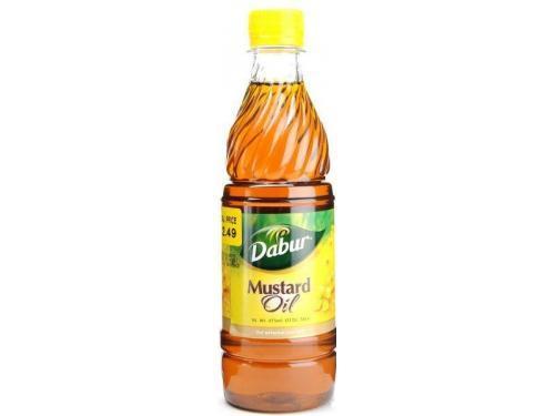 Dabur Olej musztardowy 500 ml