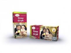 Herbata Vena-Gryk krążenie 60 sasz.