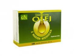 Olej z wiesiołka 150 kapsułek GAL