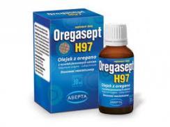 Oregasept H97, Olejek z oregano, 30ml