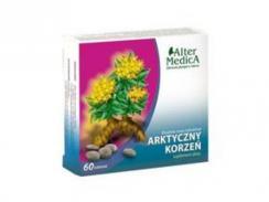 Arktyczny korzeń, 60 tabletek