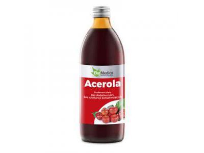 EkaMedica Acerola sok 500 ml