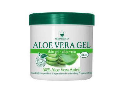 HERBAMEDICUS Aloe Vera żel 250ml