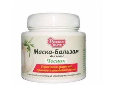 Maska do włosów Czosnek Rosyjskie Pole 250ml