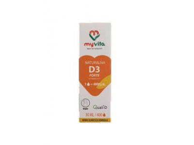 WITAMINA D3 FORTE krople 30 ml MyVita