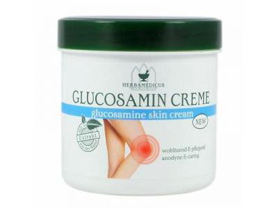 Krem z glukozaminą 250 ml Herbamedicus