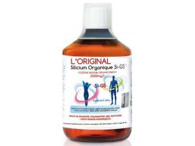Silicium Organique krzem organiczny 500 ml