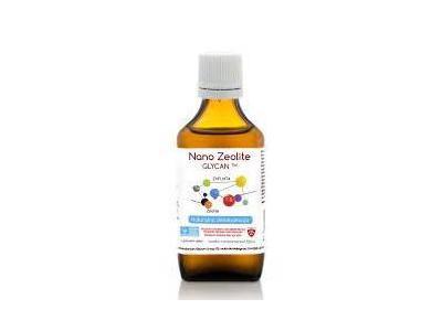 Nano Zeolite GLYCAN koncentrat 50 ml