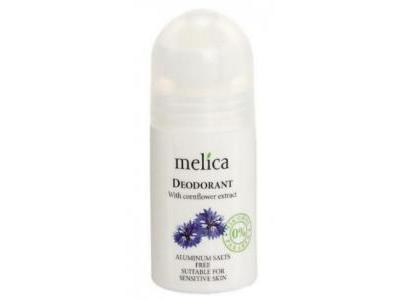 Melica Dezodorant kulka Bławatek 50 ml