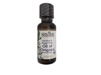 SWANSON Oregano olej płynny ekstrakt 29,6ml