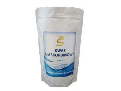 Witamina C 1000g Kwas L-askorbinowy 1kg BASEN